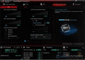 DIGI+ Power Control - CPU