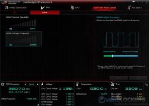 DIGI+ Power Control - DRAM