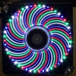 All LED's ablaze