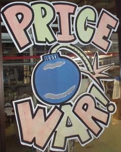 Price War!