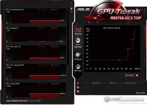 GPU Tweak User Defined Fan Control