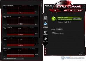 GPU Tweak Live Update