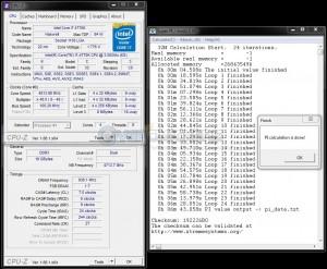 DDR3-1866 / 7-9-9-24 (@ 1.7V)