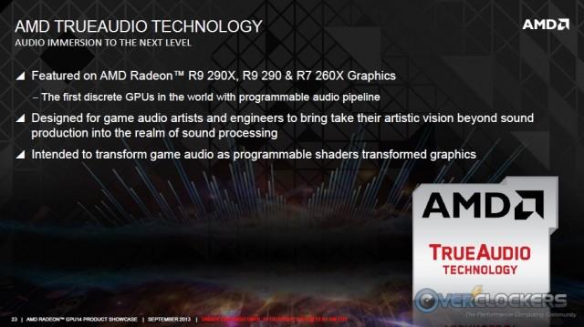 TrueAudio Tech