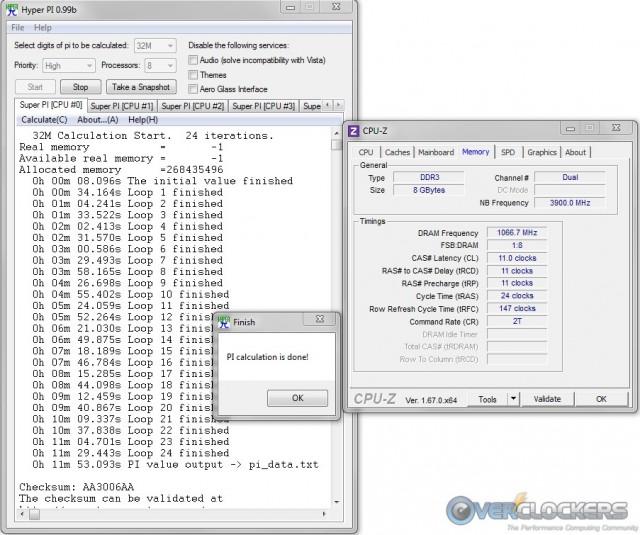 Hyper PI 32M Test