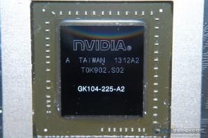 NVIDIA Kepler GK104 Core