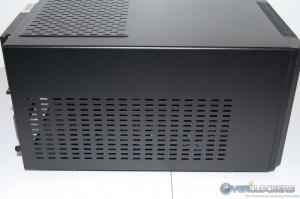 Left Side Ventilation