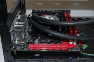LQ 320 Block/Pump and Memory Installed