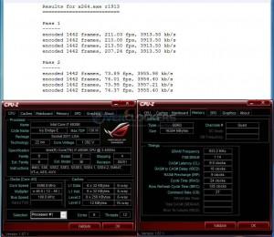 x264 @ 4.6 GHz