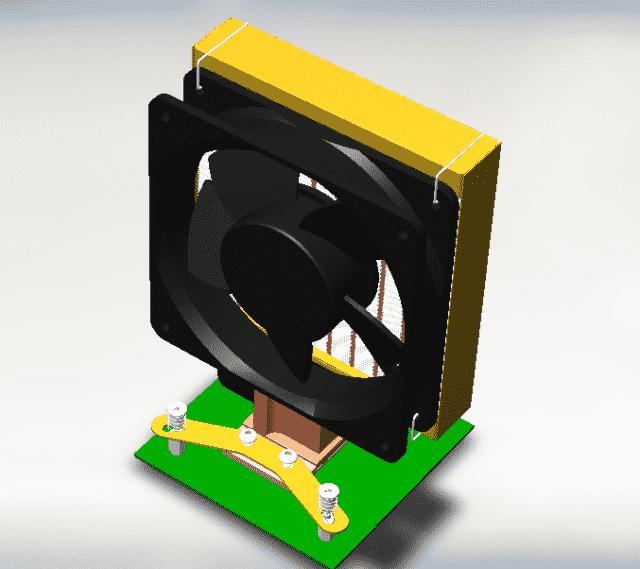 CoolClouds 3D Model