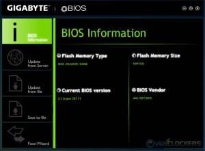 @BIOS Utility