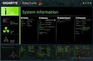 EasyTune - System Information