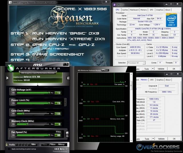 4.5GHz CPU & 1254MHz GPU