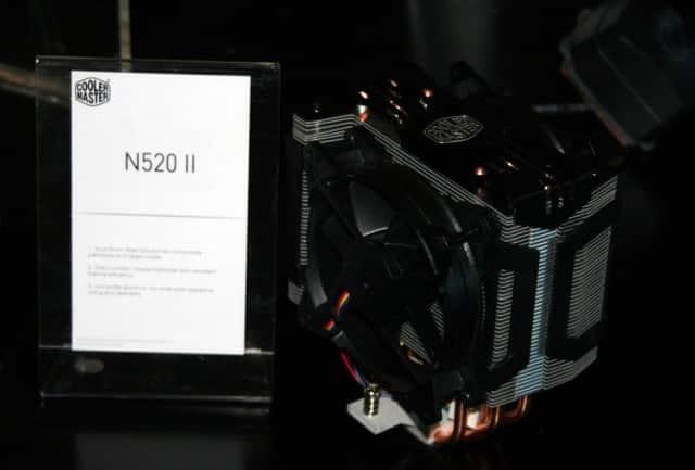 N520 II Heatsink