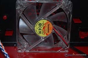 Front Intake Fan