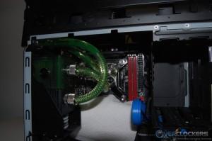 Hoses Installed/Leak Testing