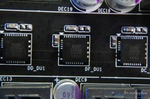 IR3550M MOSFETs