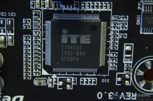 ITE8620E Super I/O Controller