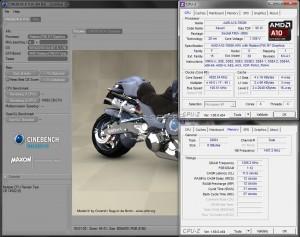 Cinebench R10 @ 4.0 GHz