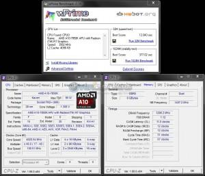 wPrime 32M/1024M @ 4.0 GHz