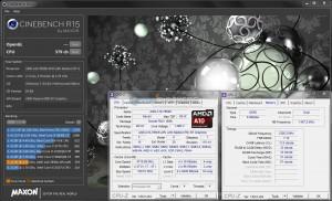Cinebench R15 @ 4.7 GHz