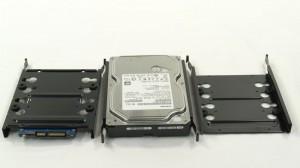 Hard drive sleds