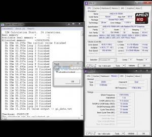 SuperPi 32M @ 4.0 GHz