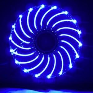 Apollish Blue - Lit
