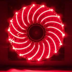 Apollish Red - Lit