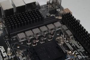 MOSFET Heatsink