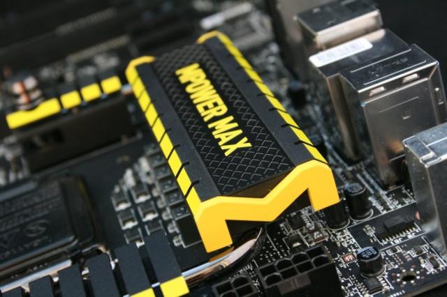 MPower MAX AX Heatsink