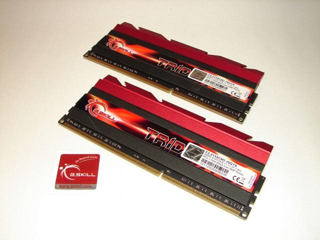 TridentX 16GB 2133 CL9