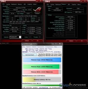 MaxxMEM @ Stock / 2400 MHz Memory