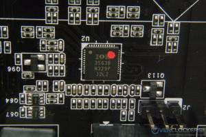 CPU VRM