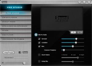 Sound Blaster Pro Studio