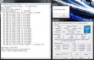 SuperPi 1M - 4.5GHz