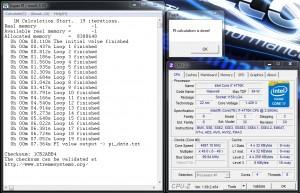 SuperPi 1M - 4.9GHz