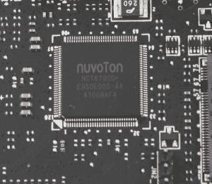 Nuvoton NCT6792D - Super I/O chip
