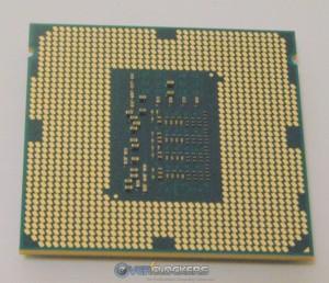Intel i7 4790K Pads and Capacitors