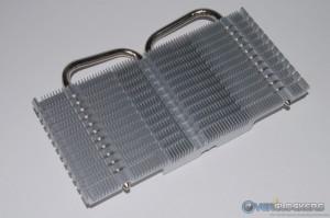 DirectCU II Cooler Fin Stack
