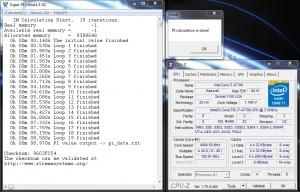 SuperPi 1M – 4.0 GHz