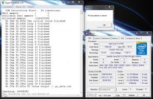 SuperPi 32M – 4.5 GHz