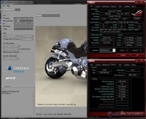 CB R10 @ 4.8 GHz CPU / 2400 MHz Memory