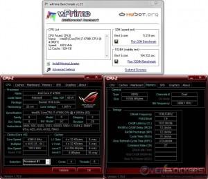 wPrime @ 4.4 GHz CPU / 2400 MHz Memory