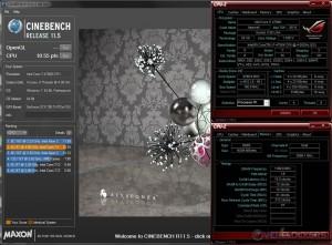 CB R11.5 @ 4.8 GHz CPU / 2400 MHz Memory