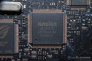 nuvoTon NCT Super I/O Controller