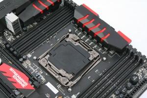 CPU/Socket Area