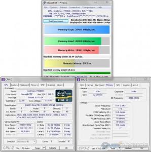 MaxxMEM @ 3.5 GHz CPU / 2400 MHz Memory