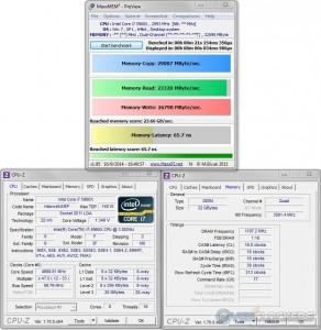 MaxxMEM @ 4.7 GHz Memory / 2400 MHz Memory