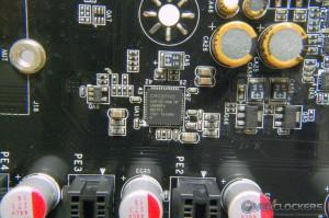 Creative CA0132 Audio Chip